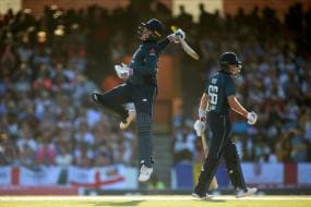 Roy, Root Star as England Complete Record Run Chase Against Windies