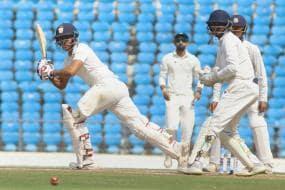 Saurashtra in Command in Ranji Trophy Semi-final Against Gujarat