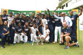Sri Lanka Seal Historic 2-0 Test Series Whitewash in South Africa