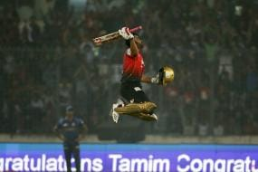 Tamim 61-ball 141* Helps Comilla Victorians to Second BPL Title