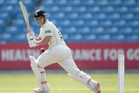 Hain, Duckett Guide England Lions to 303/5 Against India A on Opening Day