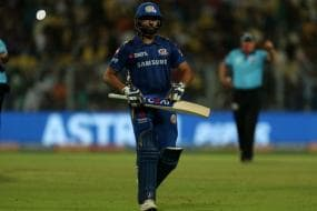 IPL 2019 | Rohit Fined for Dissent After His Dismissal Against KKR