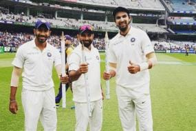 India's Current Pace Attack 'The Best' in History, Says Mohammed Shami