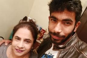 Bumrah Posts Heartwarming Tribute to Retiring Mother