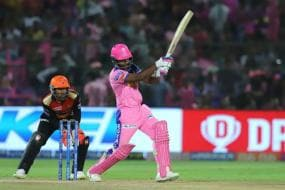 IPL 2019 | RR Beat SRH to Keep Slim Playoff Hopes Alive