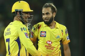 IPL 2019 | Tahir Provided Breakthroughs at the Right Time: Dhoni
