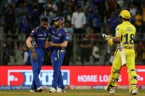 IPL 2019 | MI End CSK's Unbeaten Run With Clinical Performance at Wankhede