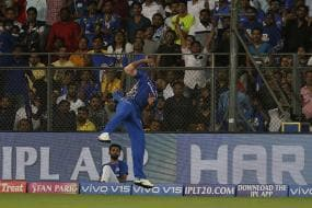 IPL 2019 | 'Stop It!' - Pollard Leaves Twitter Stunned With Acrobatic Catch