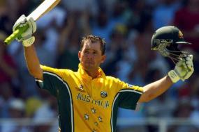 Dressing Room - Ricky Ponting