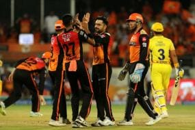 IPL 2019 | Rashid, Openers Help SRH Outplay CSK For Big Win