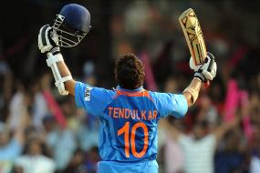 No Bigger Cricketing Moment Than Winning World Cup For Me: Tendulkar