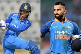 Kohli & Mandhana Named Wisden Leading Cricketers of the Year