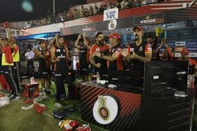 Snapshot: Kohli, de Villiers Help RCB Get Off the Mark