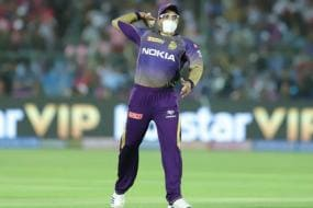 IPL 2019 | Jaipur Sandstorm Forces KKR's Uthappa to Sport Face Mask