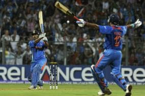 April 2, 2011. Dhoniiiii…….World Cup for India