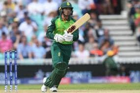 De Kock Named T20I Captain, Three New Players Included in SA Test Squad for India Tour