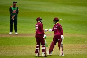 In Pics | West Indies vs Bangladesh in Dublin, Tri-series Final