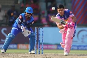 IPL 2019 | Parag Becomes Youngest to Score Half-century in IPL