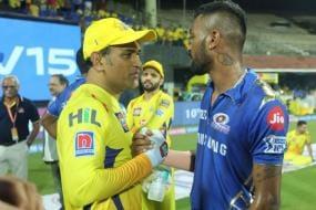 IPL 2019 | Hardik Pandya Calls Dhoni His 'Inspiration, Friend, Brother & Legend'