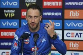 WATCH | Except Dhoni, CSK Top Six Haven't Been Consistent: Du Plessis