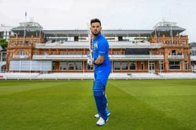 Kohli's Wax Statue Unveiled at Lord's to Mark WC Launch