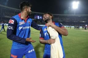 IPL 2019 | Pant & Iyer Show off Their Rap Skills After SRH Victory