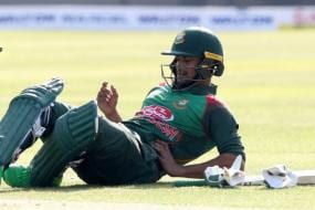 Bangladesh Sweat Over Shakib Fitness Before Tri-series Final