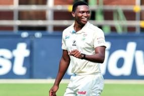 'Very Tough' India Tour Taught Ngidi Importance of Skill Execution