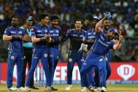 IPL Points Table 2019 | MI vs KKR: MI Claim Top Spot After Convincing Win Over KKR