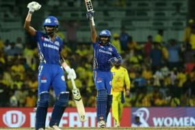 IPL 2019 | 'Chennai was SKY Blue' - Twitter Reflects on Another Strong MI Performance