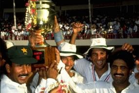 May 4, 1990: Akram's Hat-trick Steers Pakistan To Austral-Asia Cup win