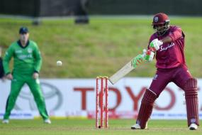 Ambris Maiden Century Helps West Indies Secure Record Chase Against Ireland
