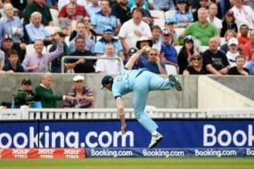 ICC World Cup 2019 | They Call Me 'The Claw' & Luckily The Catch Stuck: Stokes