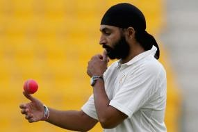 We Must Learn to Normalise Talking About Mental Health Issues: Monty Panesar