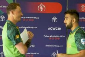 Steyn & Shamsi Take Part In 'You Laugh You Lose' Challenge