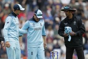 ICC World Cup 2019   England Not Panicking Over Injuries: Morgan