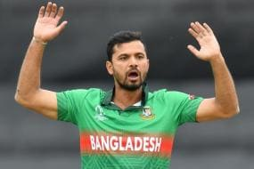 India vs Bangladesh | Lack of Partnerships Hurt Us in Chase: Mortaza