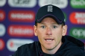Was Looking Forward to Working With Karthik, McCullum: Morgan
