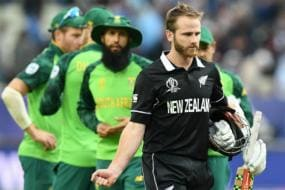 ICC World Cup 2019: Captain's Knock from Williamson Steers New Zealand Past Sloppy South Africa