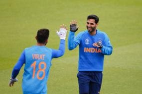 Cannot Put a Timeline When I Will Get Fit: Bhuvneshwar Kumar