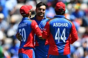 Afghanistan Set for Full 'Home' Series in India Against West Indies in November