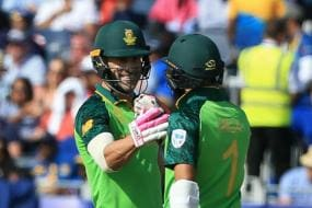 ICC World Cup 2019 | Hashim Amla Wants to Keep Going: Du Plessis