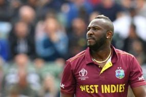 Andre Russell Scores First Ball Duck After Withdrawing from India T20Is