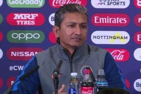 WATCH | Lucky That We Haven't Had a Game Affected By Weather: Bangar