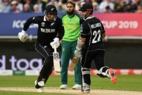 New Zealand vs South Africa | Sticking to Basics:  De Grandhomme's Mantra