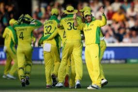 In Pics, Australia Overcome New Zealand at Lord's