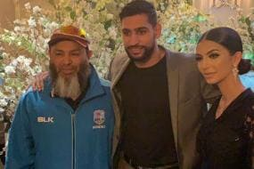 Boxing Champ Amir Khan Offers to Help Pakistan Players Get Fit