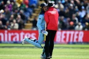 England vs Bangladesh   Roy Knocks Out Umpire Wilson En Route Ninth ODI Ton