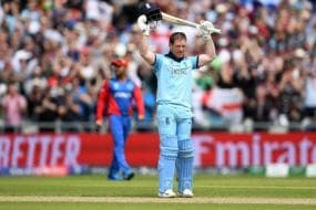 England vs Afghanistan: Record-Breaking Morgan Scales New Heights by Smashing 17 Sixes