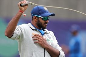 India vs Afghanistan | Vijay Struck by Bumrah Yorker in Nets, No Serious Injury